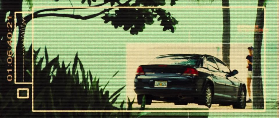 2001 Chrysler Sebring LXi JR