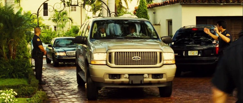 2003 Ford Excursion Limited UW137