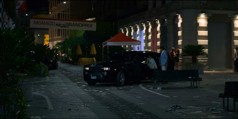 2003 Rolls-Royce Phantom, Murder Mistery