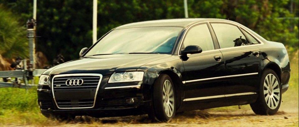 2005 Audi A8 L D3 Typ 4E, Transporter 2 2005