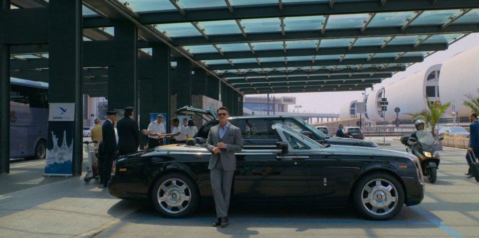 2008 Rolls-Royce Phantom Drophead Coupe, Murder Mistery