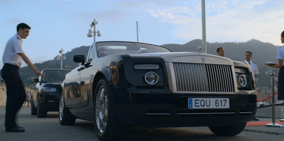 2008 Rolls-Royce Phantom Drophead Coupe, Murder Mistery 2019