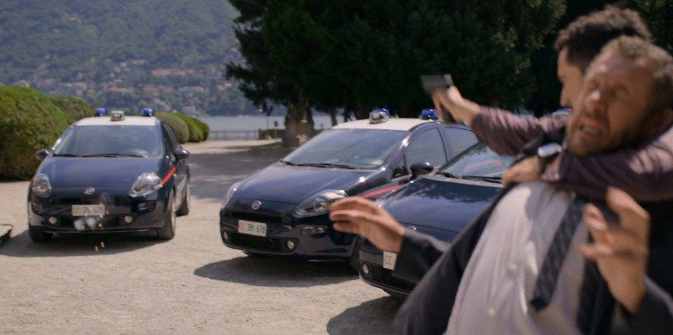 2012 Fiat Punto 199
