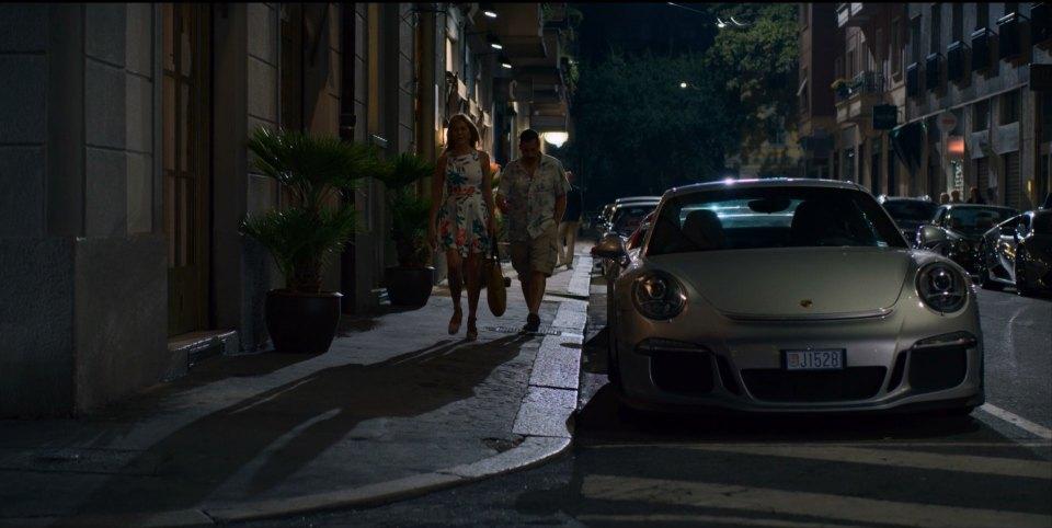 2014 Porsche 911 GT3 991