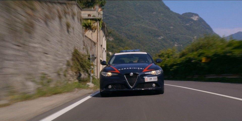 2016 Alfa Romeo Giulia 952, Murder Mistery