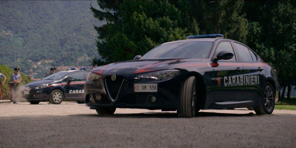 2016 Alfa Romeo Giulia 952, Murder Mistery 2019