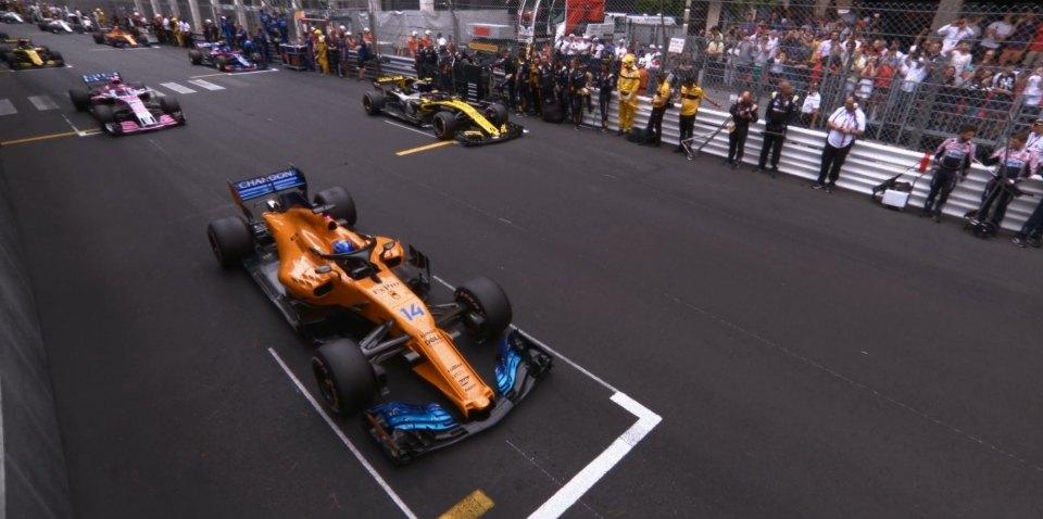 2018 McLaren MCL33 Renault, Murder Mistery 2019